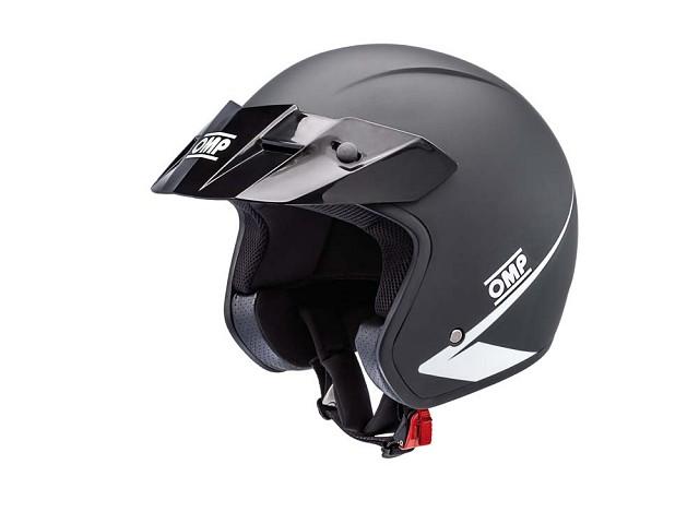 Шлем STAR открытый, чёрный, р р