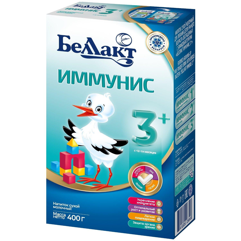 Молочная смесь Беллакт Иммунис 3+ с 12м,