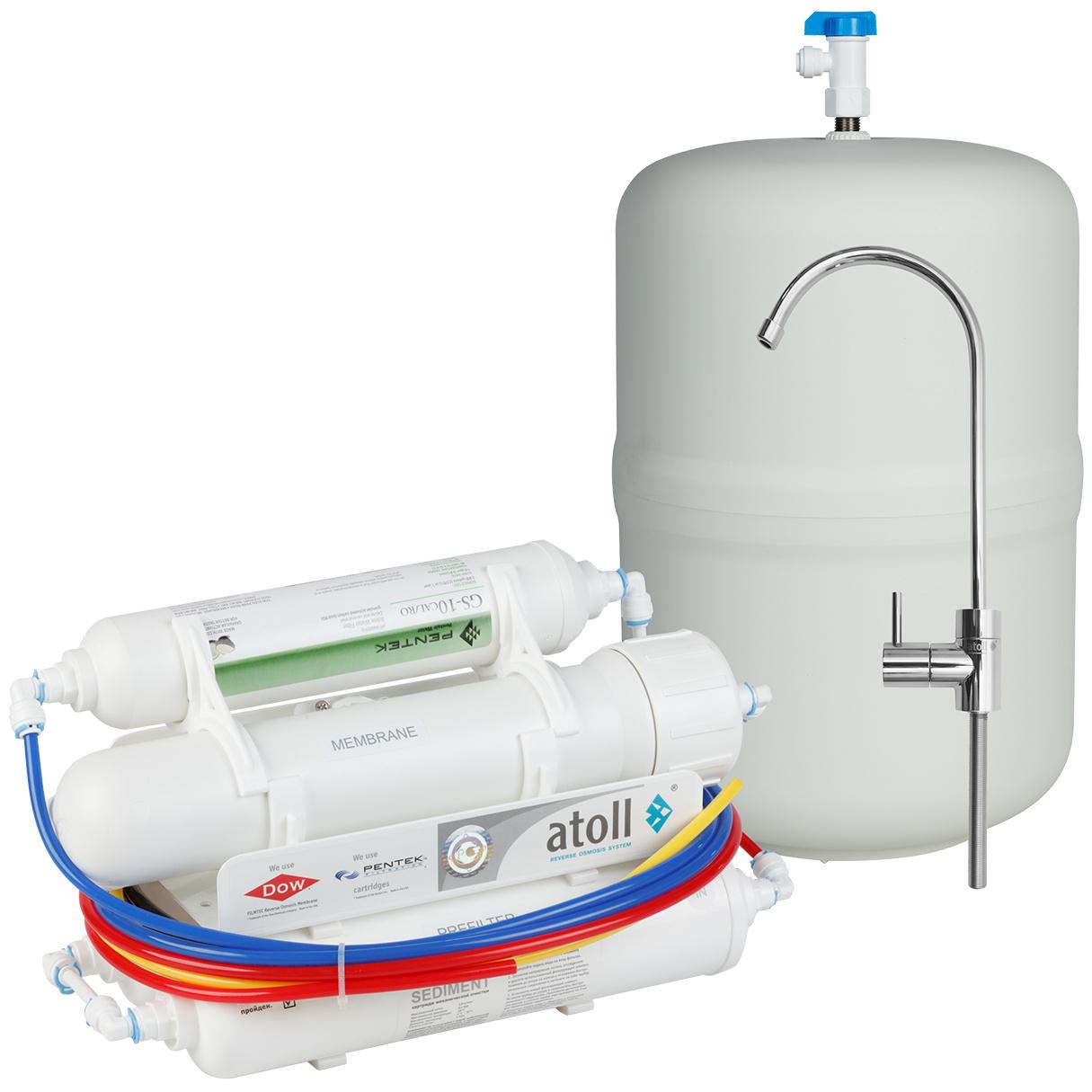 Фильтр проточный Atoll A 450 STD Compact