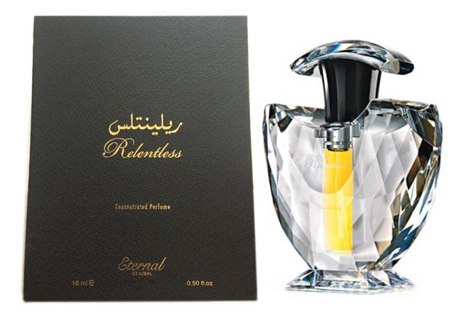 Купить Масляные духи Ajmal Relentless 15 мл, 28551