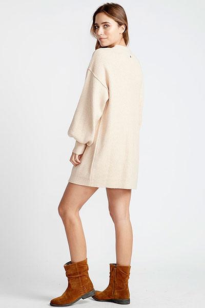Платье женское Ride Babe Antique, белый, M/L