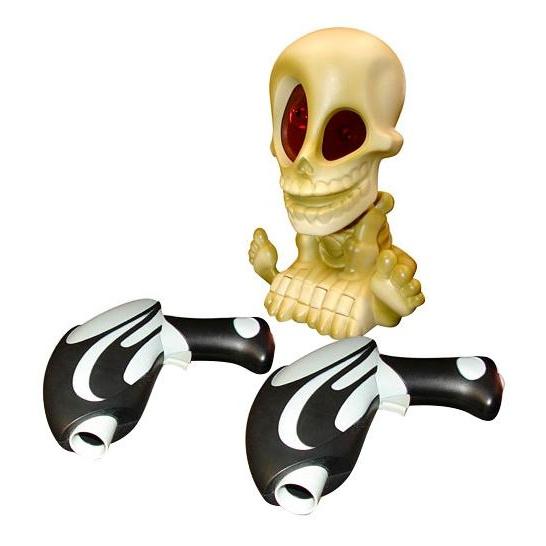 Проектор Johnny the skull 0669-2 с двумя Бластерами