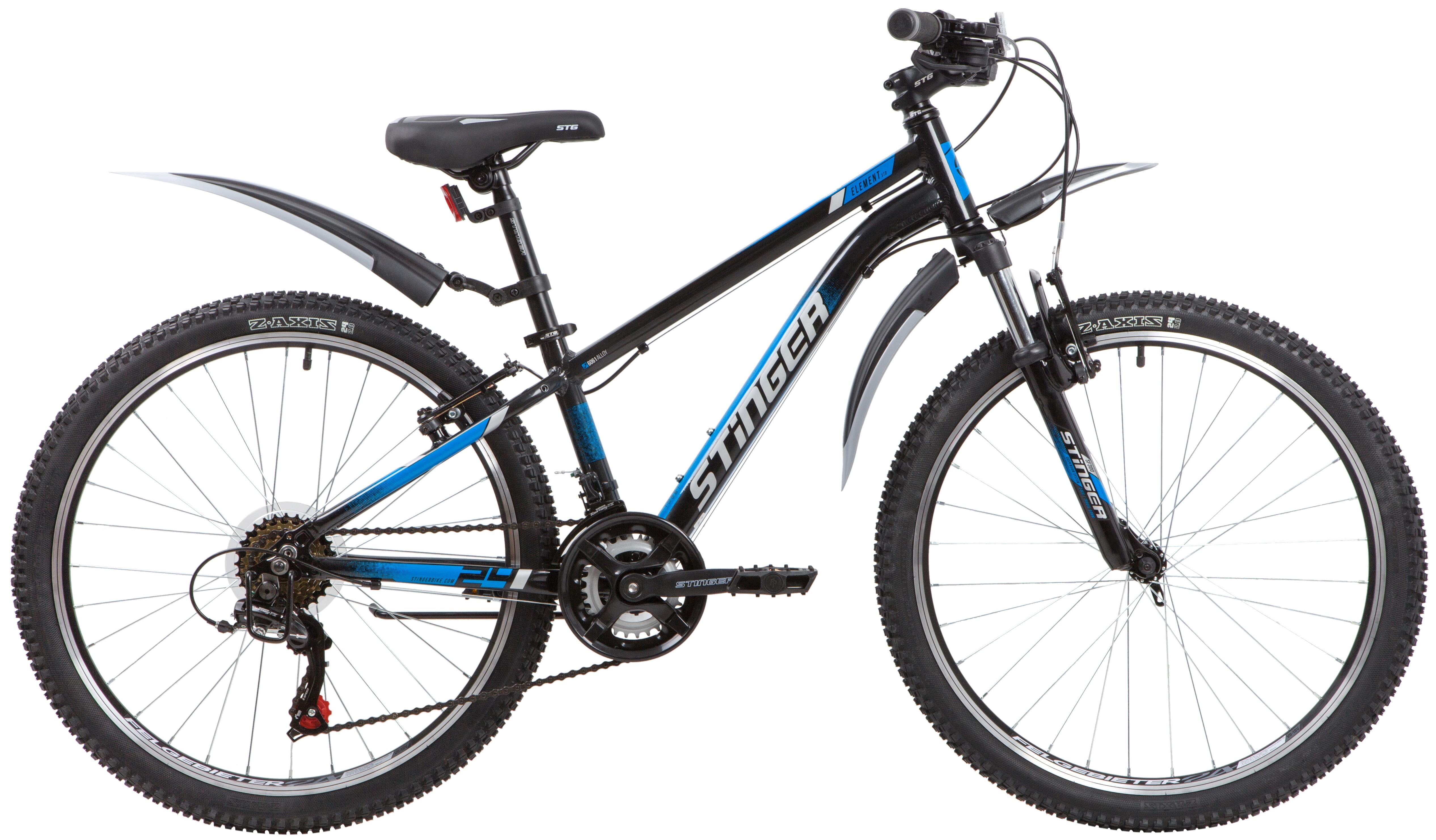 Велосипед STINGER 24\