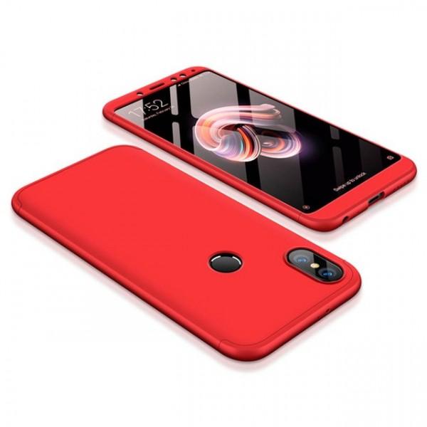 Чехол GKK LikGus для Xiaomi Redmi Note 6 Pro Red