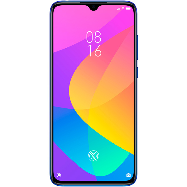 Смартфон Xiaomi Mi 9 Lite RU 6+64Gb Aurora Blue фото