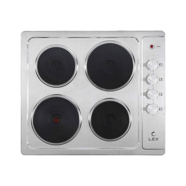 Встраиваемая электрическая панель Lex EVS 640 Inox