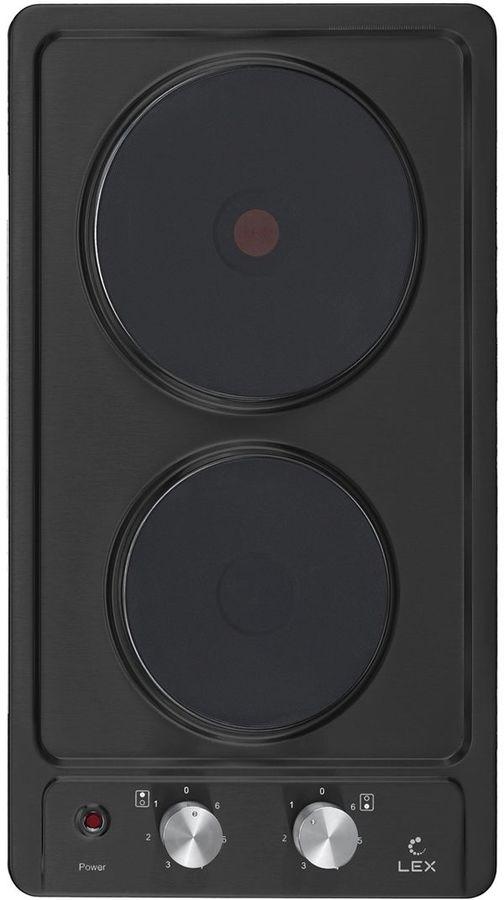Встраиваемая электрическая панель Lex EVE 320 Black