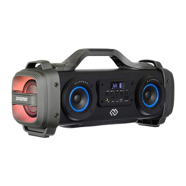 Беспроводная акустика Digma S 38 Black