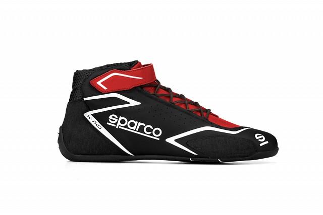 Ботинки для картинга K SKID, красный/чёрный,