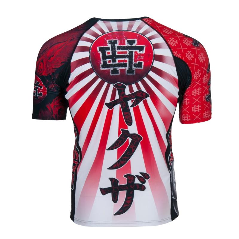 Рашгард Extreme Hobby Yakuza разноцветный, M, 190 см