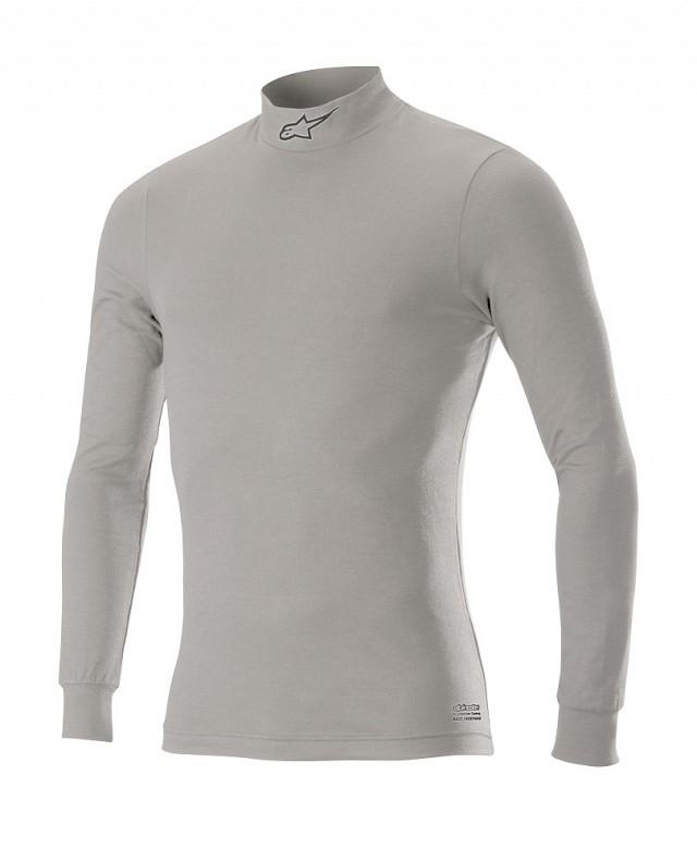 Майка/футболка (FIA) RACE V2 TOP, серый,
