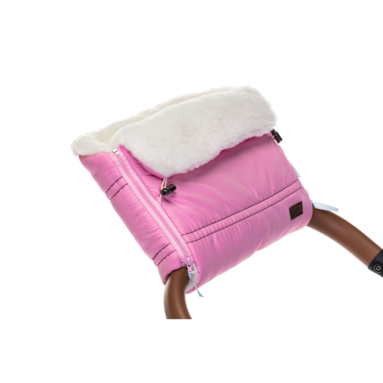 Купить Муфта меховая для коляски Nuovita Alpino Bianco,