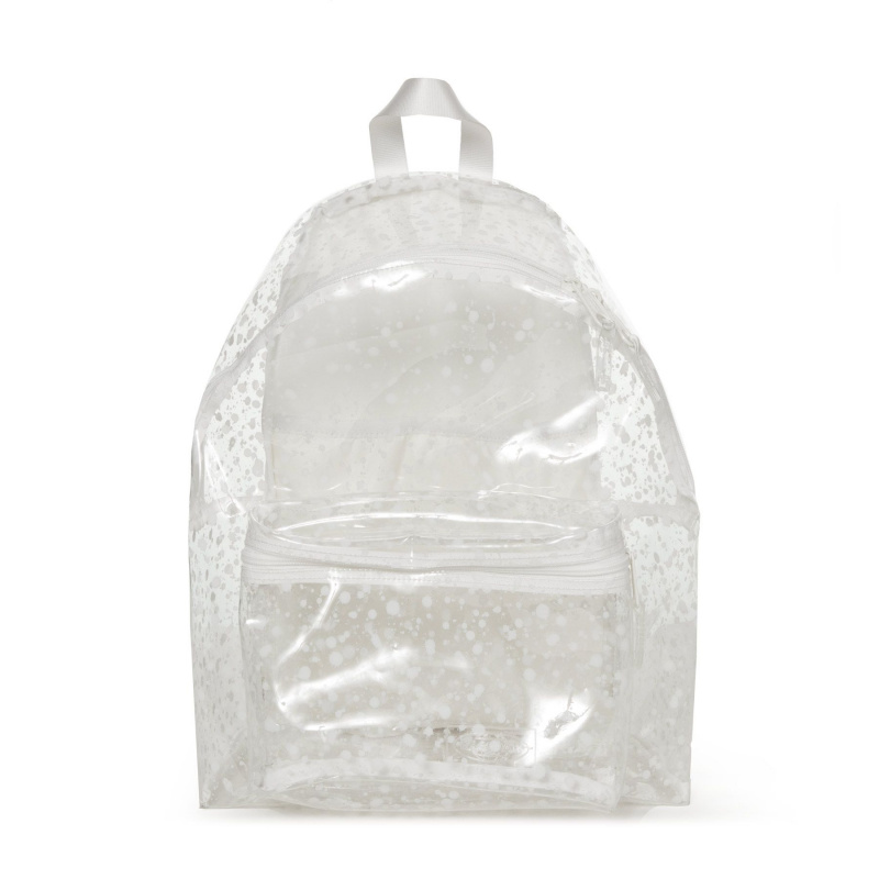 Рюкзак мужской EASTPAK Padded Pak'r белый