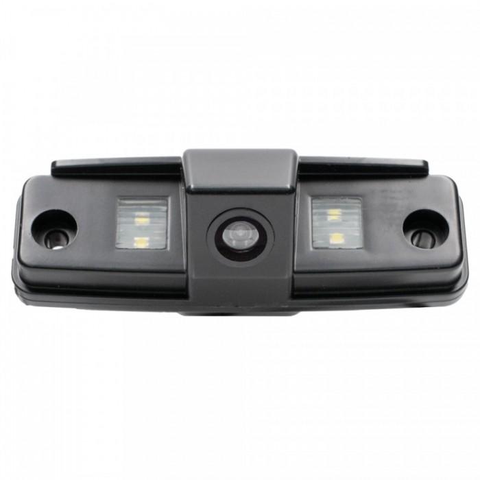 Камера заднего вида BlackMix для Subaru Impreza