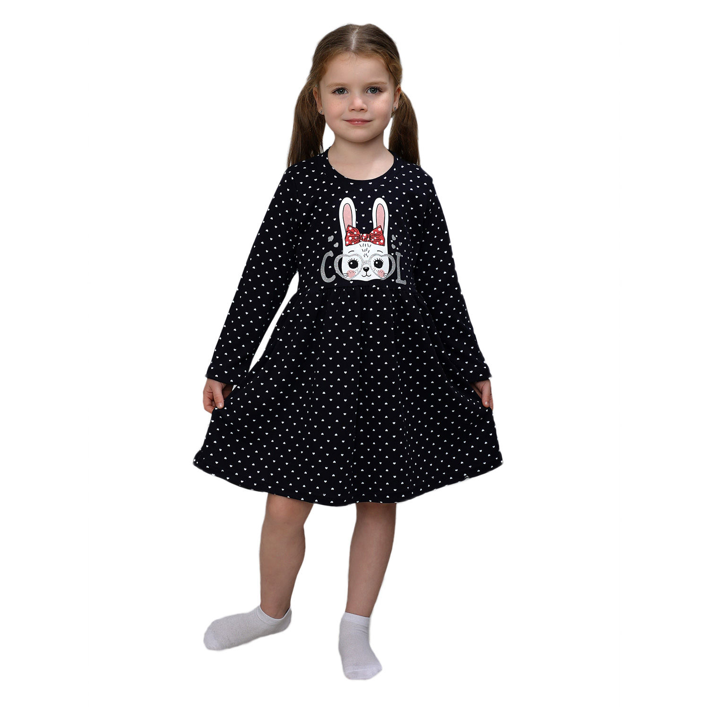 Платье детское Счастливая малинка М-1793 р.110