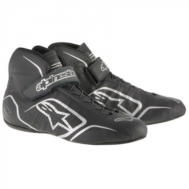 Обувь (FIA) TECH 1 Z, черный/серый,