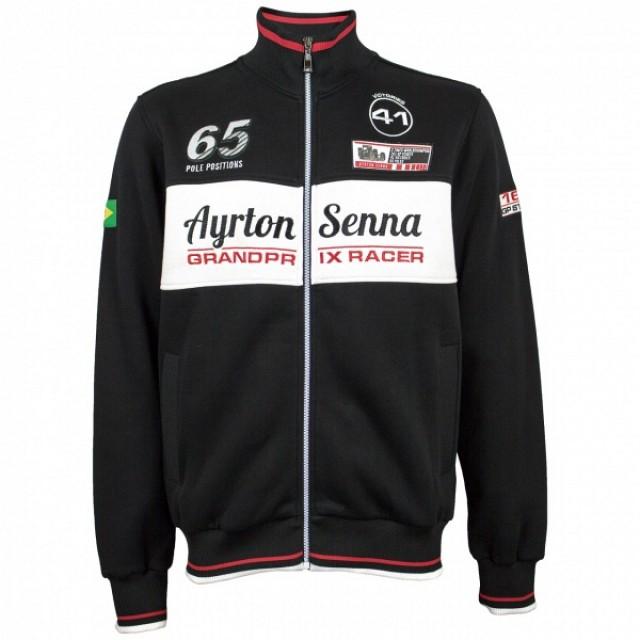 Куртка Ayrton Senna Sweat Jacket Grand Prix