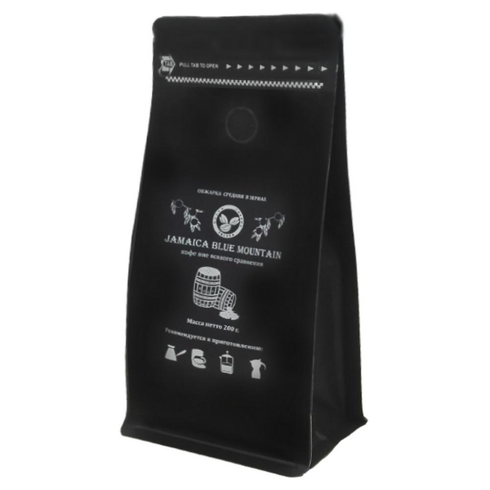 """Кофе Elcotrader """"Jamaica Blue Mountain"""", средней обжарки, в зёрнах, 200 гр"""