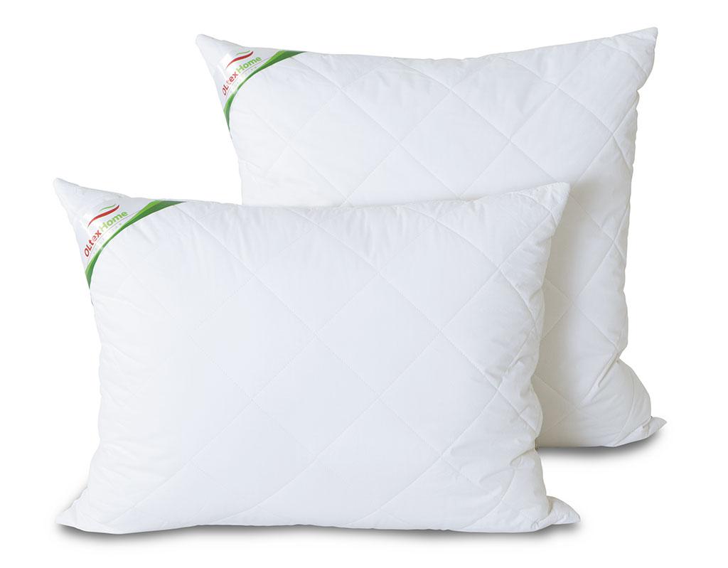 Подушка с бамбуковым волокном 40х60 белая