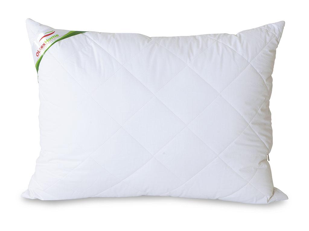 Подушка с бамбуковым волокном и съемным чехлом