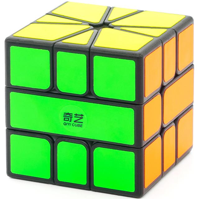 Купить Головоломка QiYi MoFangGe Square-1 QiFa Черный,