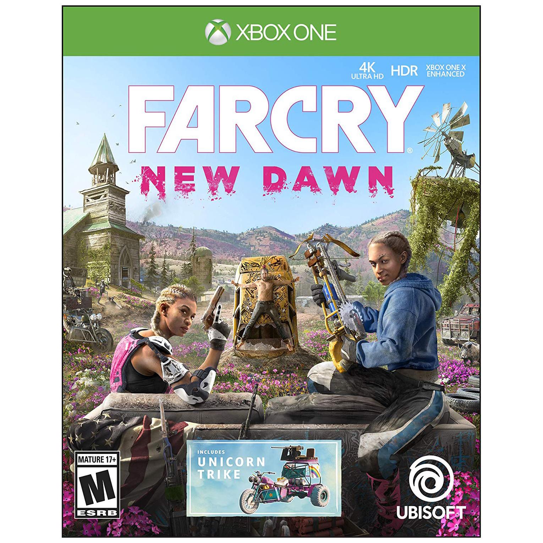 Игра Far Cry New Dawn для Xbox One Ubisoft