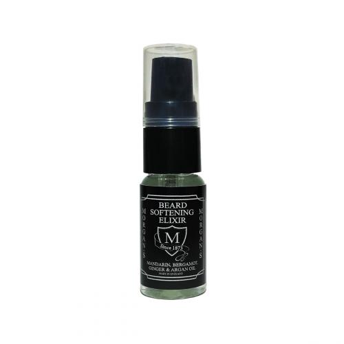 Эликсир для бороды Morgan's beard softening elixir