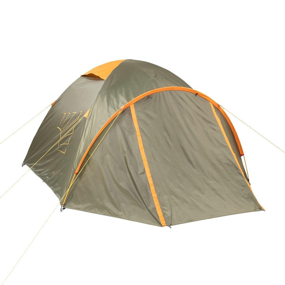 Палатка MUSSON-4 (HS-2366-4 GO)