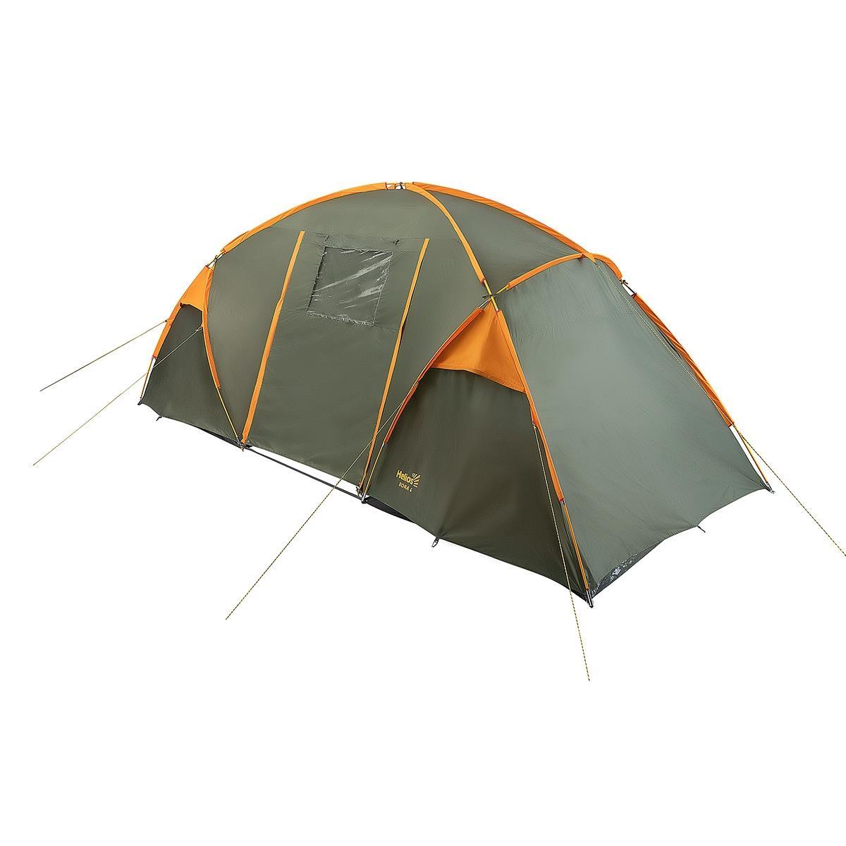 Палатка двухслойная BORA-6 GO