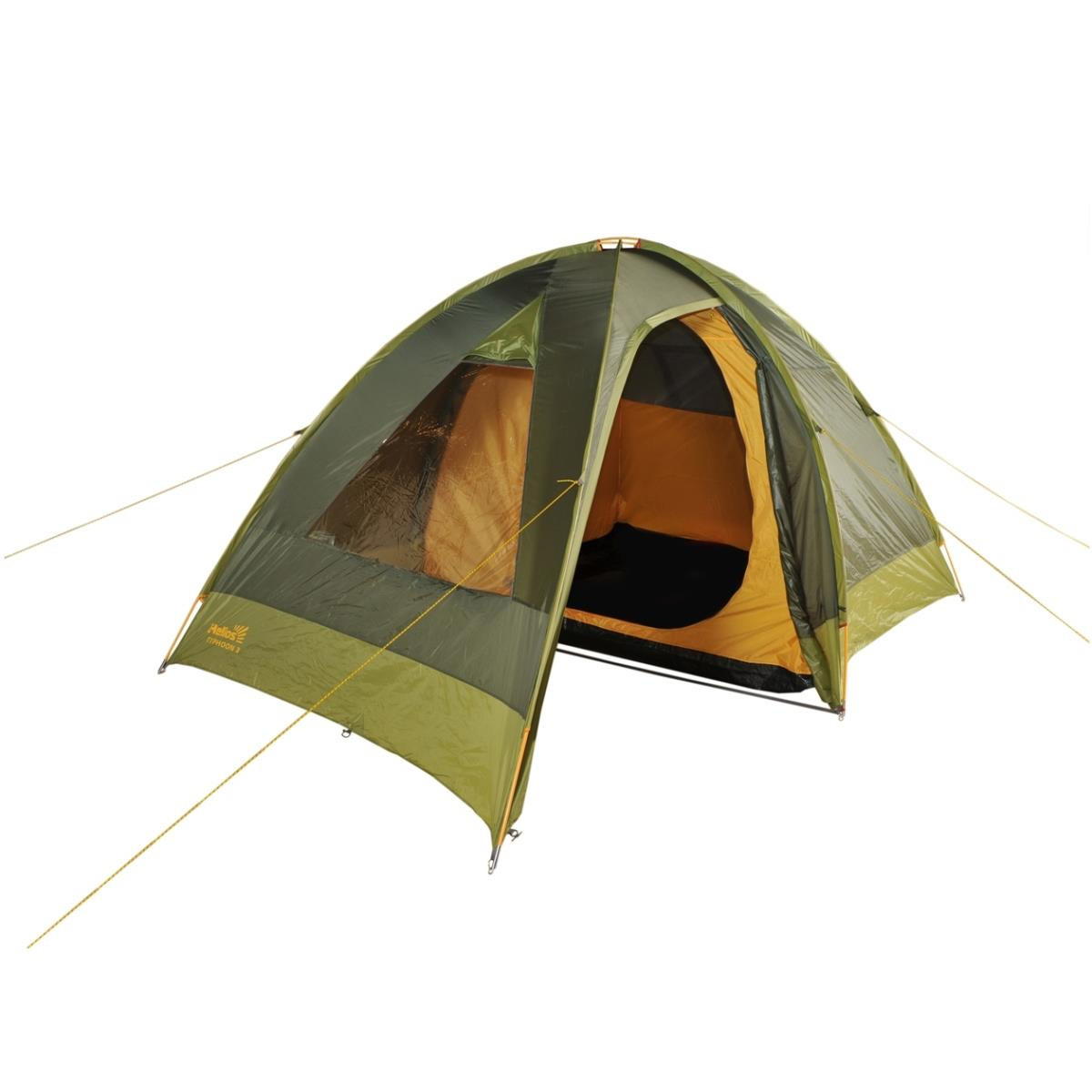 Палатка трехместная TYPHOON-3