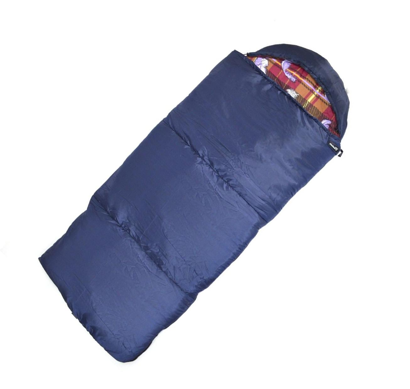 Спальный мешок БАТЫР XXL СОШ-3 (220*90) от Helios