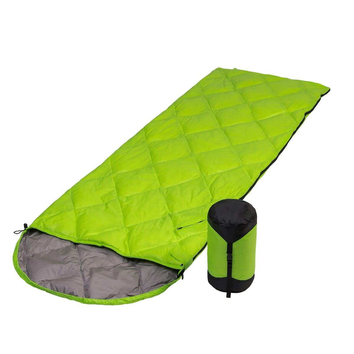 Спальный мешок пуховый PR-YJSD-25-G Premier Fishing