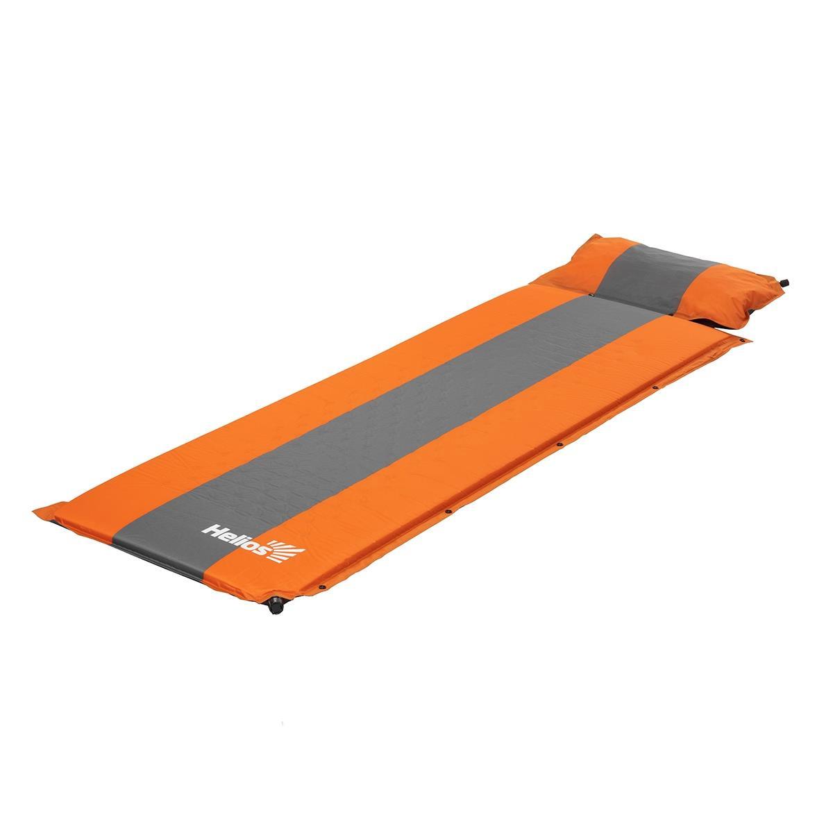 Коврик самонадувающийся с подушкой (HS-004P)