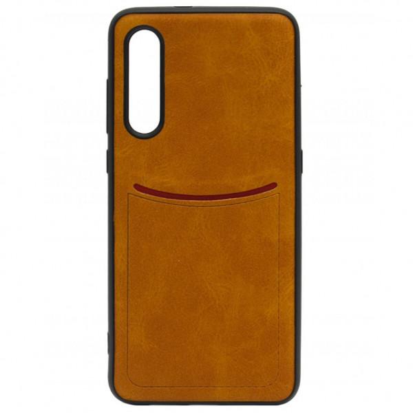 Чехол ILEVEL для Xiaomi Mi 9 Brown