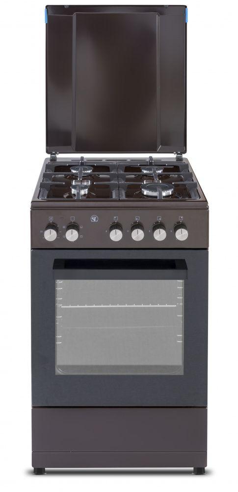 Комбинированна плита SL PM 5645D1 Brown