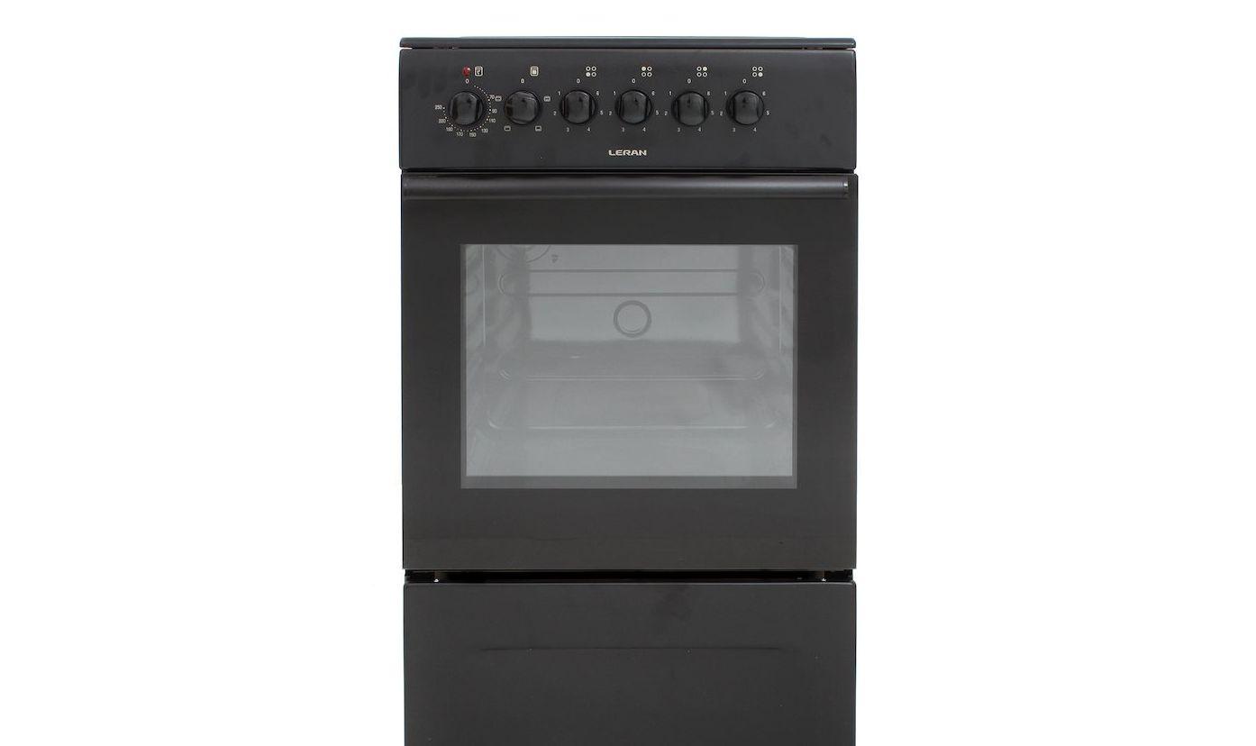 Электрическая плита LERAN ECC 3607 AT Black