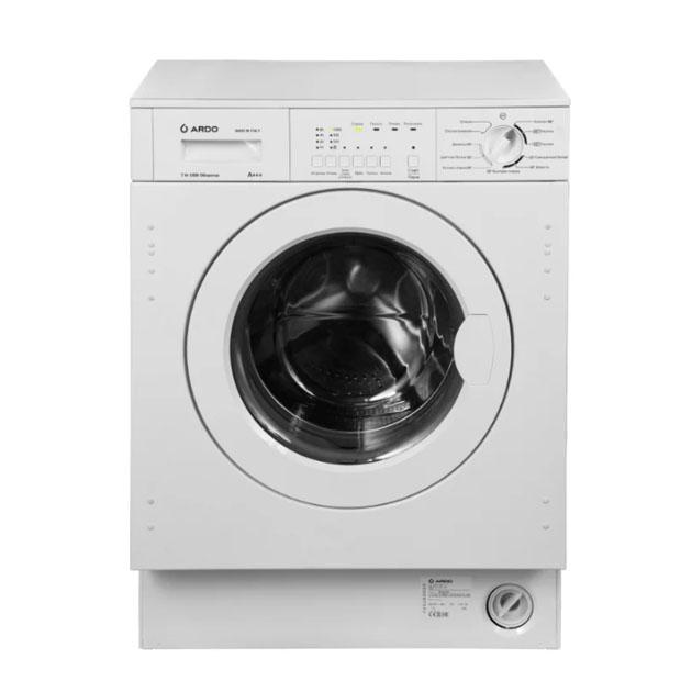 Встраиваемая стиральная машина Ardo 55FLBI107SW White