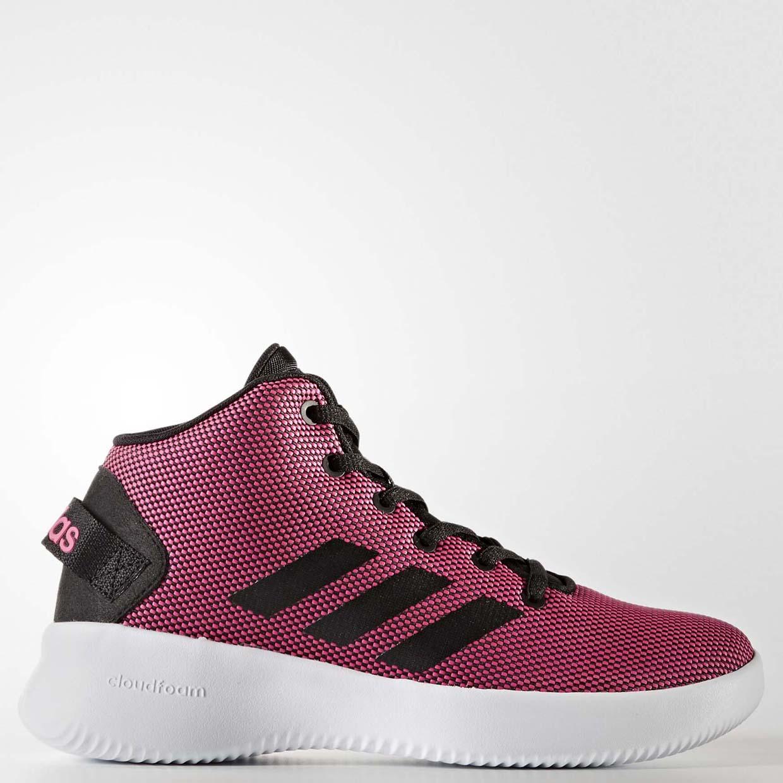 Купить AQ1670, Кроссовки детские Adidas, цв. розовый р.35, Кроссовки для девочек