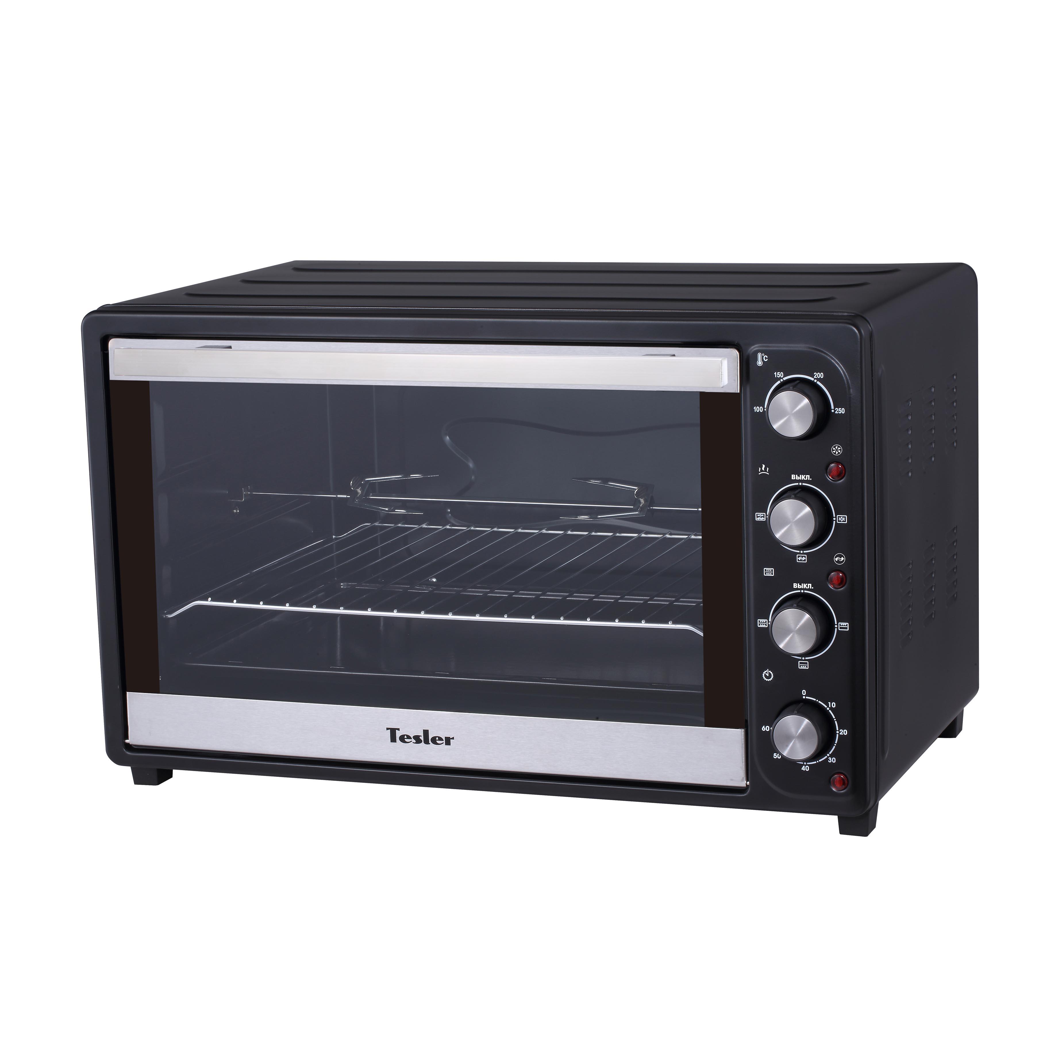 Мини печь TESLER EOGC 8000 Black
