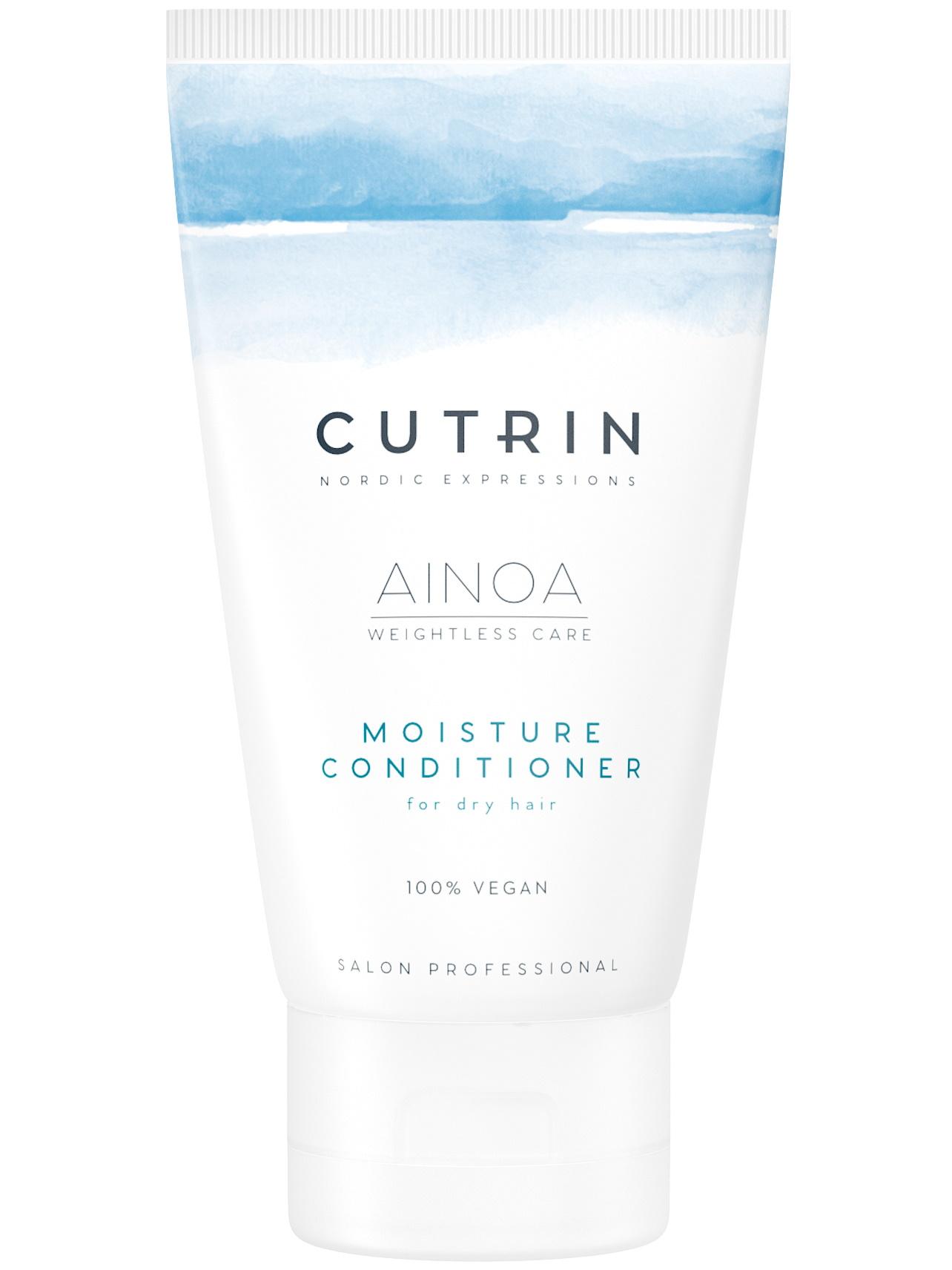 Купить Кондиционер AINOA MOISTURE для увлажнения волос CUTRIN 75 мл