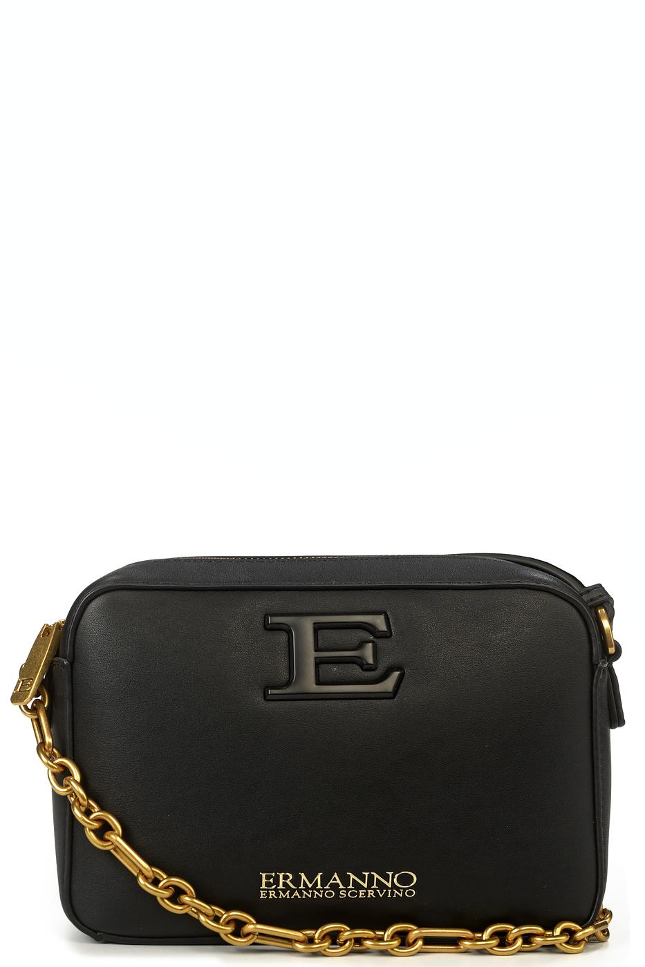 Сумка-клатч женская Ermanno Scervino ESC12401053 черная