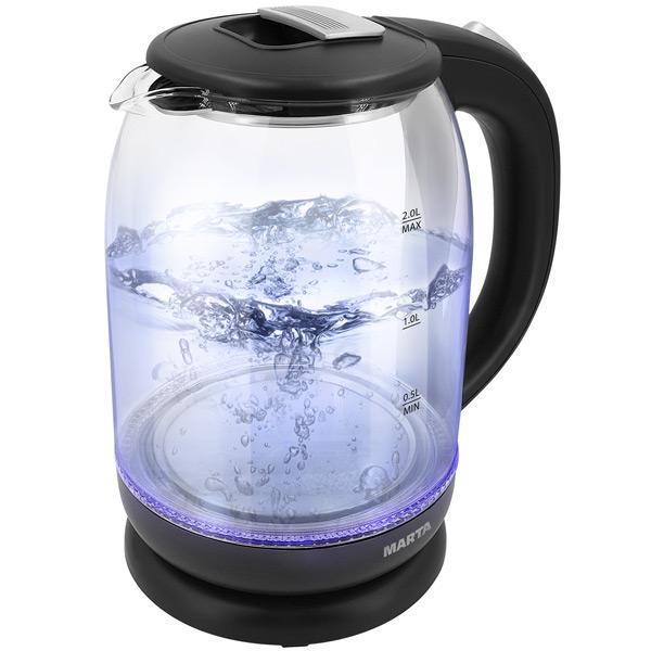 Чайник электрический Marta MT 1096 Black