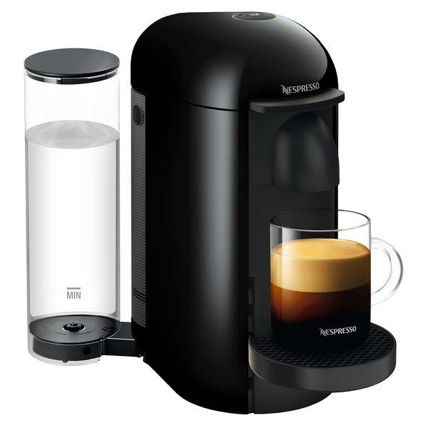 Кофемашина капсульного типа Nespresso Vertuo Plus GCB2