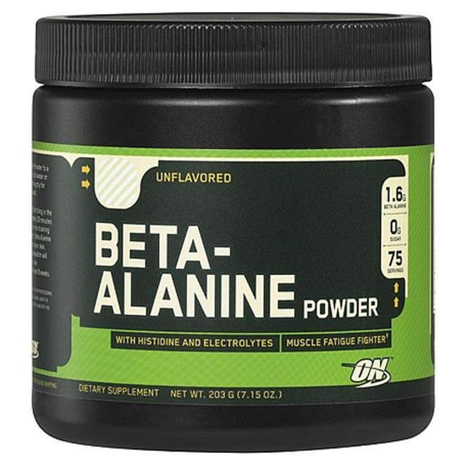 Optimum Nutrition Beta-Alanine Powder 203 г фруктовый пунш фото