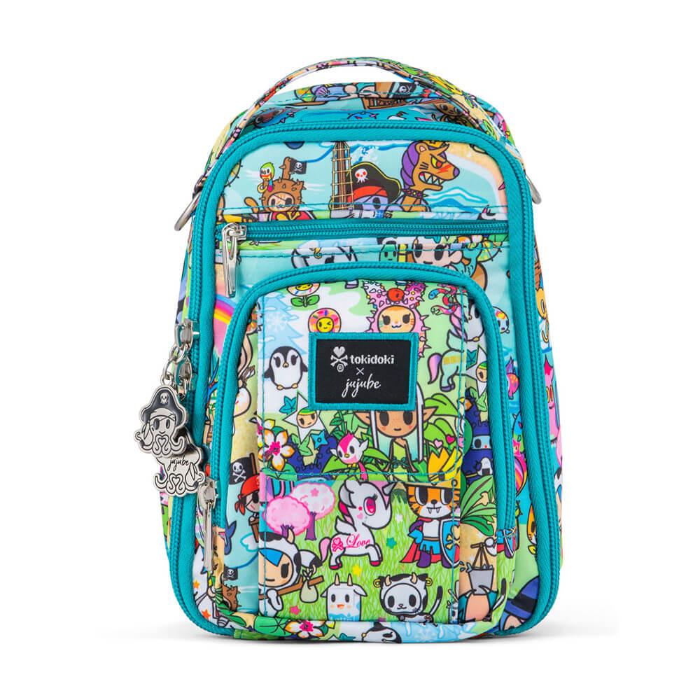 Детский рюкзак Mini BRB JuJuBe Tokidoki Fantasy Paradise