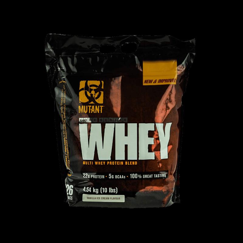 Протеин Mutant Whey 4540 г Vanilla Ice-Cream фото