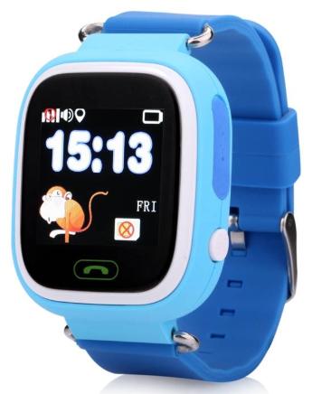 Детские смарт часы GARSline Smart Baby Watch
