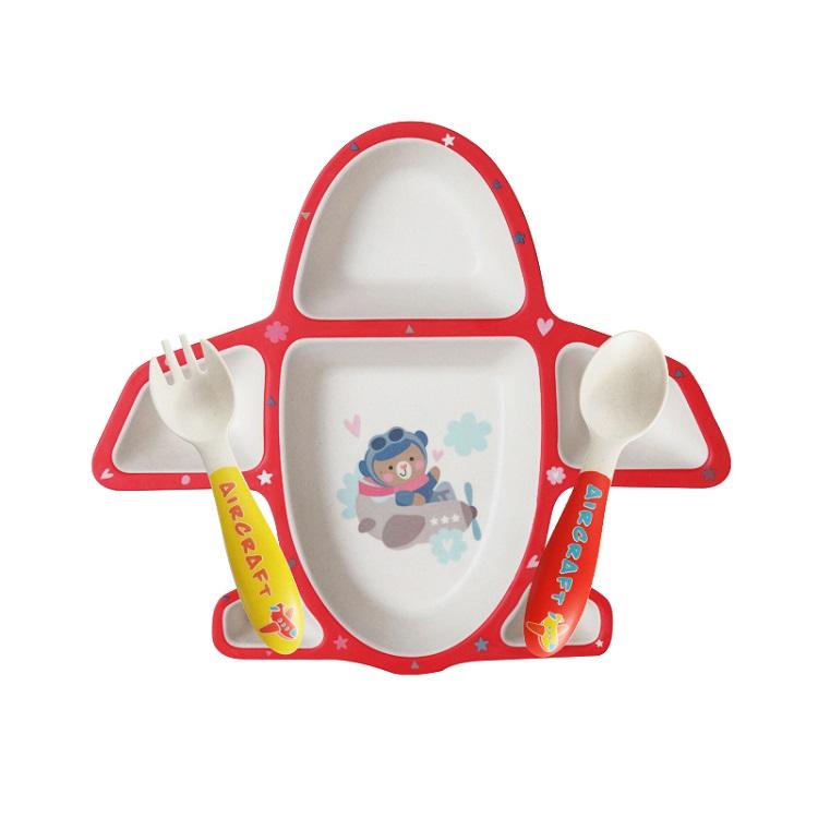 Детский столовый набор Baby Fox BF BOWL