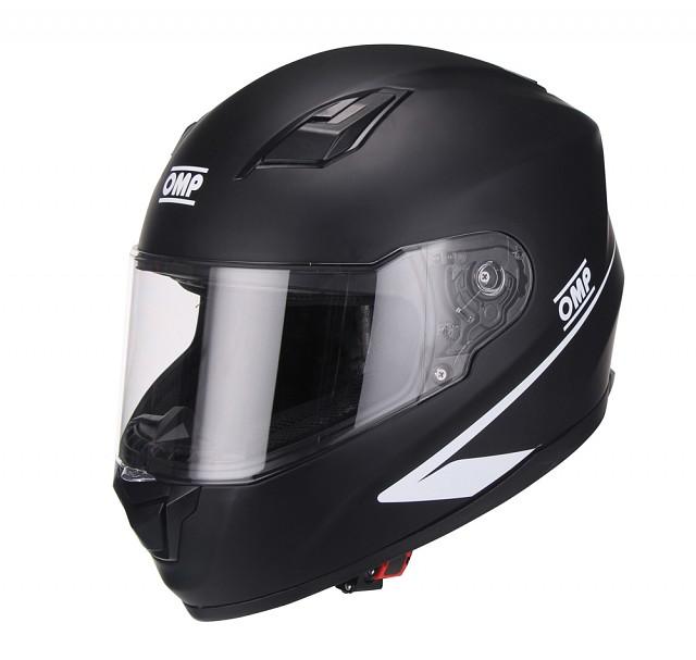 Шлем для картинга закрытый Circuit EVO, матовый