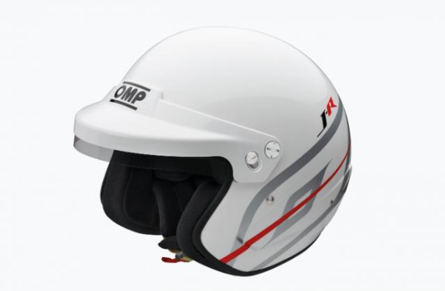 Шлем для автоспорта открытый J R,FIA 8859